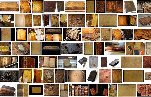 Anthropodermic bibliopegy