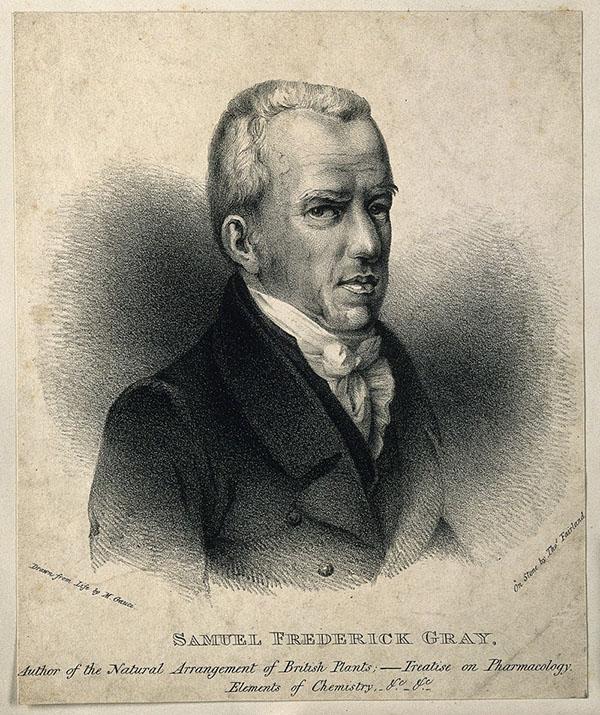 Samuel Frederick Gray
